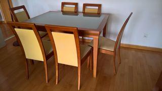 Mesa comedor de segunda mano por 500 en zaragoza en wallapop - Wallapop mesa comedor ...