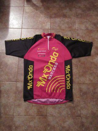 Ciclismo MX Onda Maglia Sport Maillot ciclista