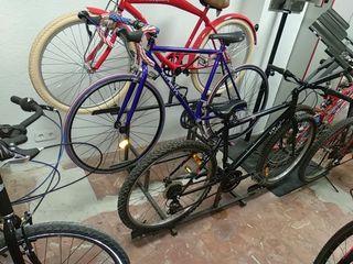 Expositor bicicletas