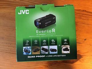 Video camara JVC Everio R Wifi