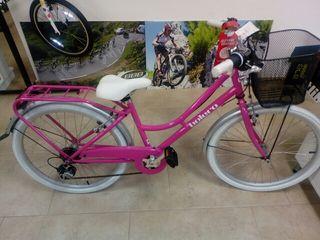 """Bicicleta de paseo 24"""""""
