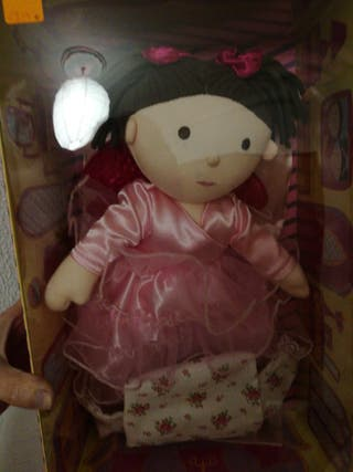 Muñeca de tela, mi primera muñeca