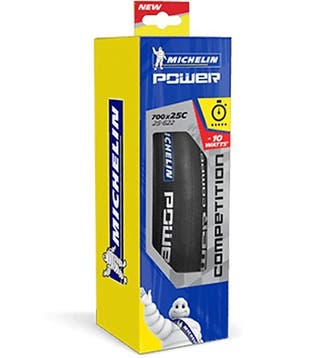 CUBIERTAS 700X25C MICHELIN POWER COMPETITION