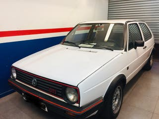 Vw Golf Mk2 Mk2 1986