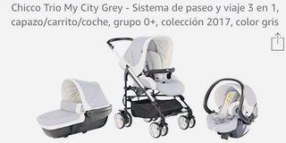 Chicco: COCHE/CAPAZO/CARRITO 3 en 1