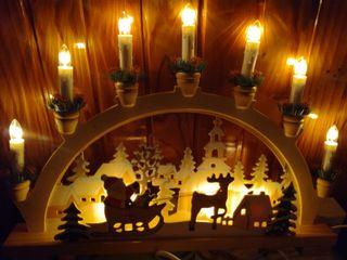 Adorno luces Navidad