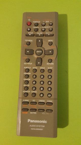 mando panasonic audio system