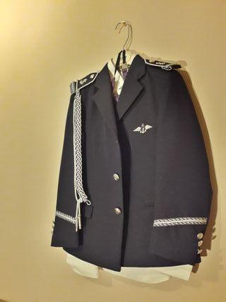 Traje de comunión almirante