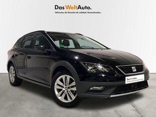 SEAT Leon Xperience 2.0 TDI SANDS 4Drive DSG6 110 kW (150 CV)