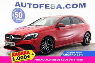 Mercedes-Benz A 200 A200 d Auto Style Pack AMG 136cv 5p