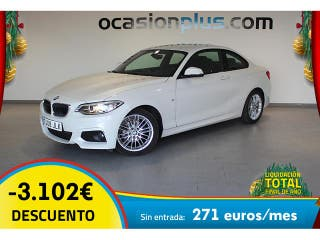 BMW Serie 2 218d Coupe 110kW (150CV)