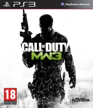 call of duty mw3 para play station 3