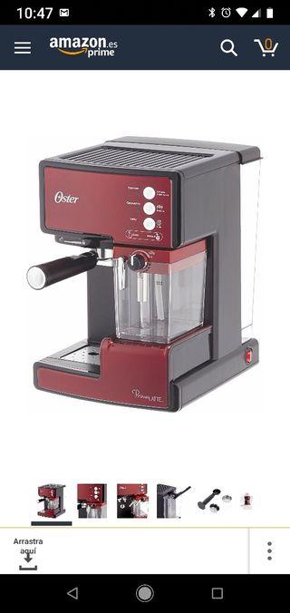 Cafetera espreso Prima Latte