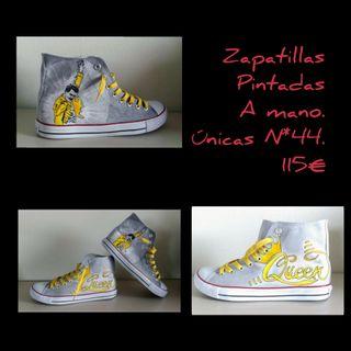zapatillas Queen!!