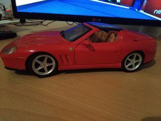 maqueta Ferrari maranello