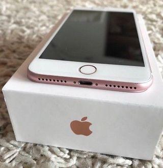 Iphone 7 Plus Rosa, 32 gb (Libre)