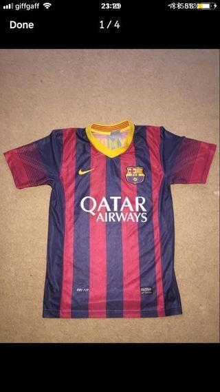 Neymar jr Barcelona shirt M