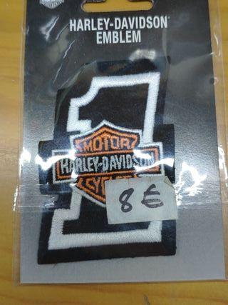 Parche Harley Davidson Emblem