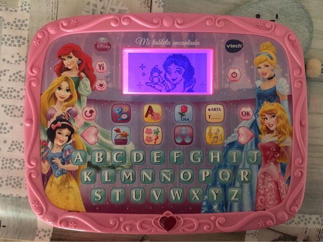 Tablet de princesas