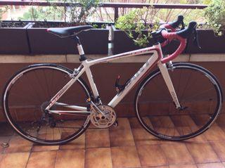 Bicicleta de triatlón GIANT TCR aluminio