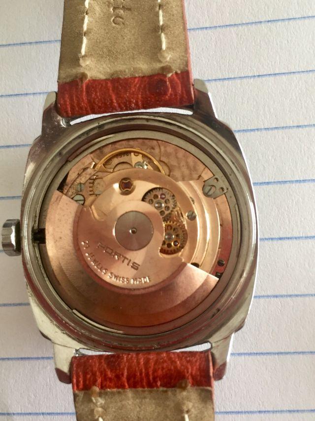 ede9dbc469d7 Reloj suizo Fortis TrueLine vintage de segunda mano por 150 € en ...