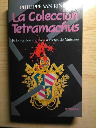 La colección de Tetramachus