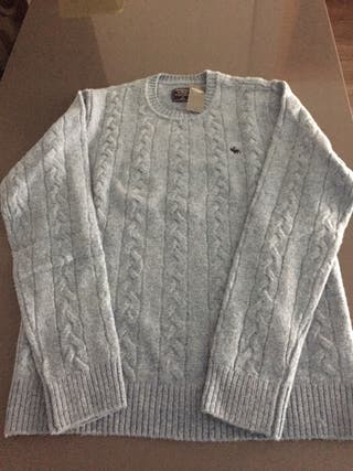 Jersey / suéter abercrombie nuevo, talla M