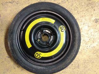 rueda repuesto R15 4x100