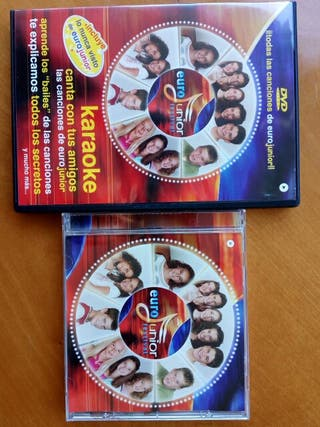 eurojunior festival 2003 cd y dvd