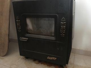 Estufa leña SASAC