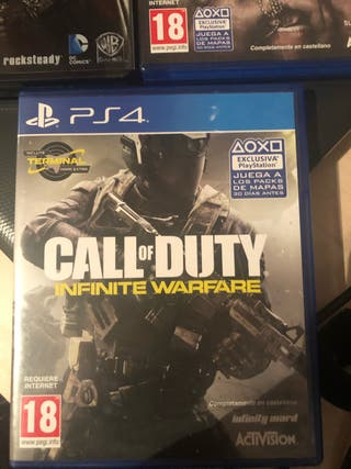 Call o duty infinite warfare