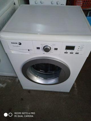 lavadora Fagor 7 k 1200 rpm programa rapidos