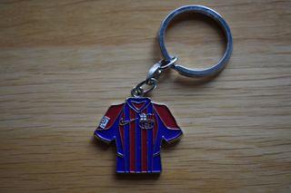 Llavero histórico FC Barcelona