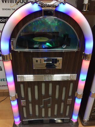 Gramola Jukebox, tocadiscos
