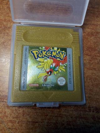 Pokemon Edición Oro