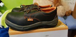 zapatos seguridad unisex 39