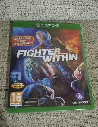 Fighter Within XBOX One Kinect precintado