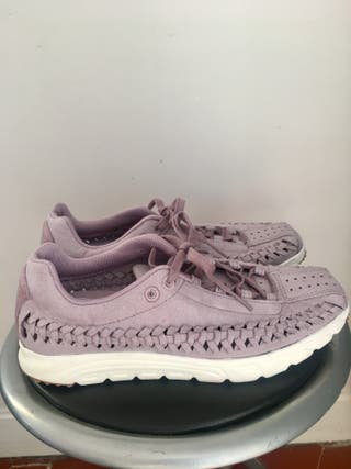 Nike Mayfly woven ladies trainers