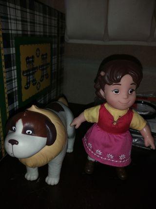 muñeco Heidi famosa
