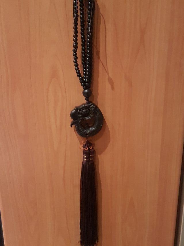 Amuleto DRAGÓN TIBETANO