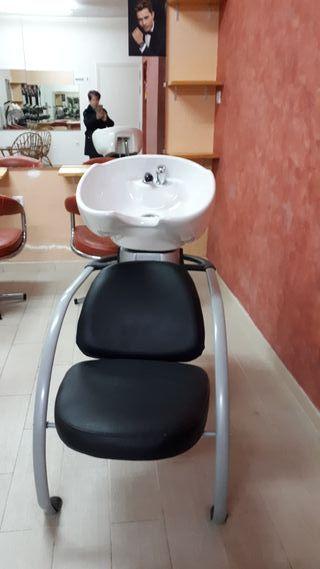 Lavacabezas de peluquer a de segunda mano en wallapop - Sillas de peluqueria de segunda mano ...