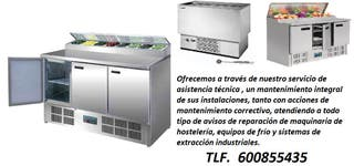 Frigorista-Hosteleria tlf.600855435