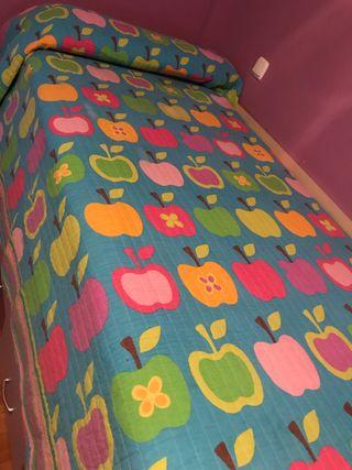 Colcha de manzanas URGE!!