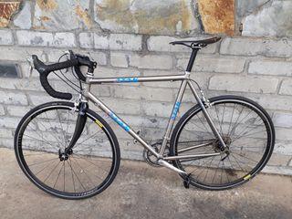 Bicicleta Carretera Atak Titanio Talla 56