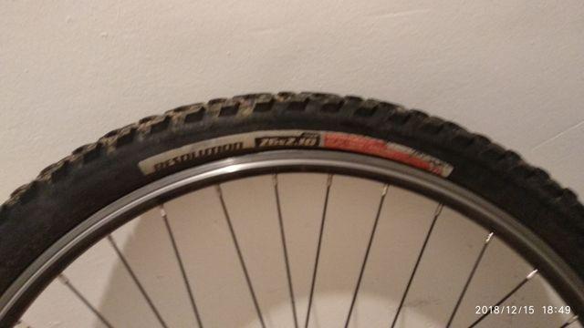 rueda bicicleta