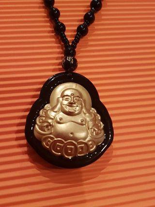 Cordón Buda obsidiana
