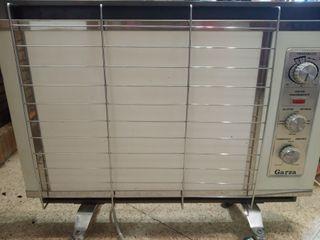radiador electrico vintage