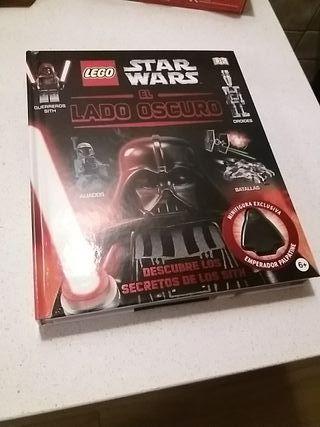 """Libro LEGO Star Wars """"El lado oscuro"""""""
