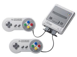 Nintendo Classic (SNES)