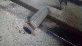 TUBO ESCAPE DELANTERO FIAT BRAVA 182)